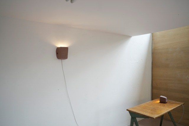 Onestar press large sconce and desk