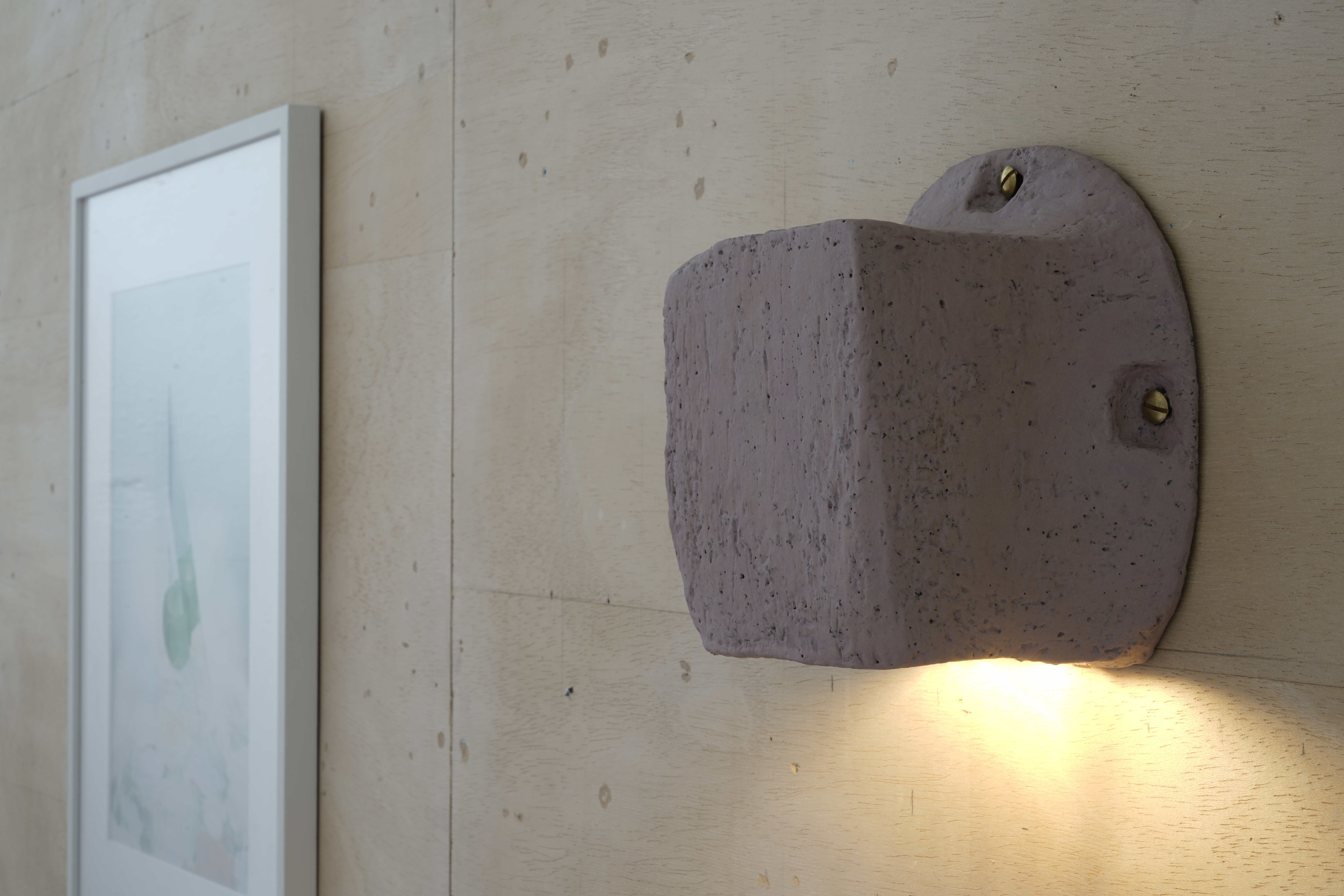 Onestar press sconce and K